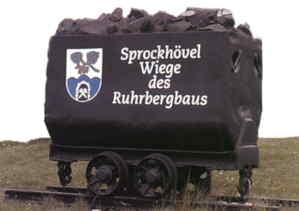 Sprockhövel Wiege des Ruhrbergbaus