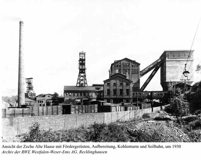 Alte Haase um 1930